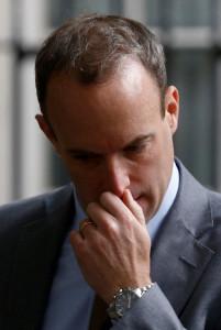 도미닉 라브 영국 외무장관. 19일(현지시간) 영국 외무부는 나토 외무장관 회의 기간인 20일 라브 장관이 독일과 프랑스 외무장관과 개별 회담을 갖고 홍콩 사태에 대해 논의할 것이라고 밝혔다. [로이터=헤럴드경제]