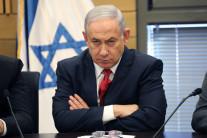 네타냐후, 이스라엘 사상 첫 '현직 총리'로 기소…정치인생 최대 위기