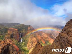 하와이 카우아이섬.(자료사진) © News1