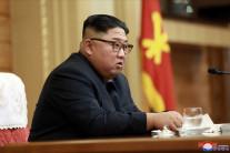 """북한 """"트럼프, 잘망스런 늙은이…우린 더 잃을게 없는 사람들"""""""