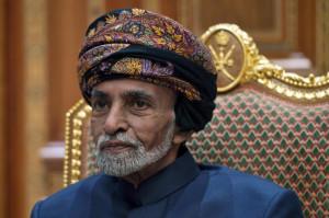 79세를 일기로 생을 마감한 오만의 카부스 빈 사이드 알 사이드 국왕[AP=헤럴드경제]