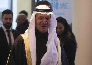 압둘아지즈 빈 살만 사우디아라비아 에너지 장관 [AP=헤럴드경제]