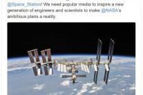 톰 크루즈, NASA와 손잡고 '우주 영화' 촬영