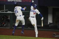다저스 4년새 3번째 월드시리즈 진출…NLCS 최종전 벨린저 결승포