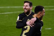 메시, 바르셀로나 역대 최다출전 신기록 '768경기'